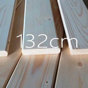 132 τάβλες κρεβατιού cm